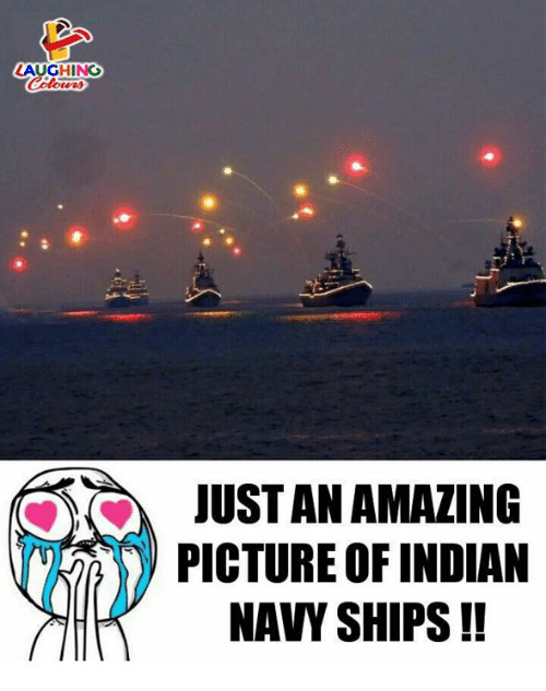 Navy, Indian, and Amazing: AUGHING  JUST AN AMAZING  ) PICTURE OF INDIAN  NAVY SHIPS!!  171