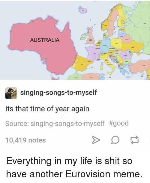 Year to date in Australia