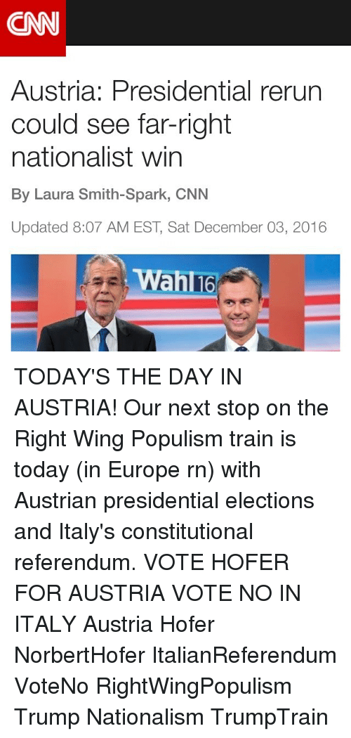 25+ Best Memes About Austrian and Presidential Election ...