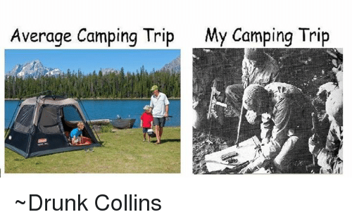 a drunk camping trip with mark Go solo project: 5 reasons to go solo camping july 18, 2014 you guys, you guys, you guys remember how i was going to go camping all by myself for the first time.