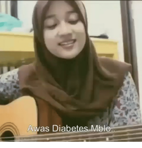 Diabetes and Indonesian (Language): Awas Diabetes Mblo