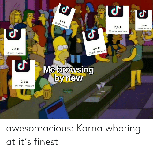 Finest: awesomacious:  Karna whoring at it's finest