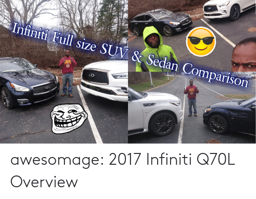 Infiniti: awesomage:  2017 Infiniti Q70L Overview