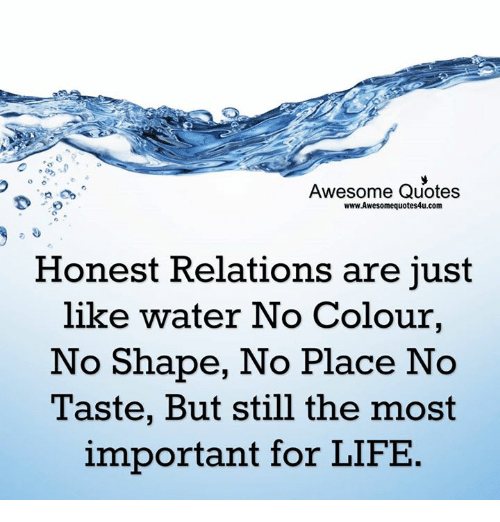 Life, Memes, and Quotes: Awesome Quotes www.Awesomequotes4u.com Honest ... Quotes Life