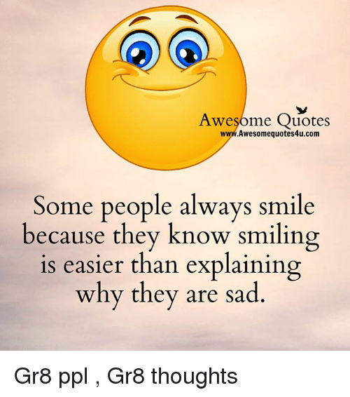 Quotes About People Who Notice: Awesome Quotes WwwAwesomequotes4ucom Some People Always