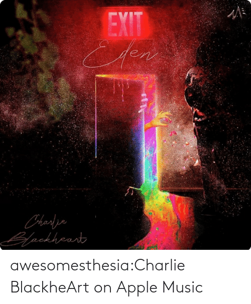Apple Music: awesomesthesia:Charlie BlackheArt on Apple Music