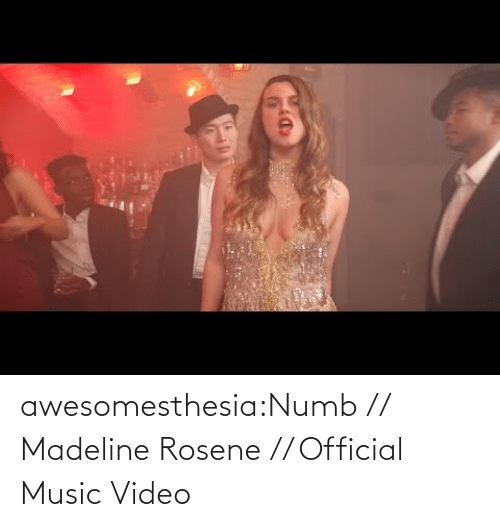 Official: awesomesthesia:Numb // Madeline Rosene // Official Music Video