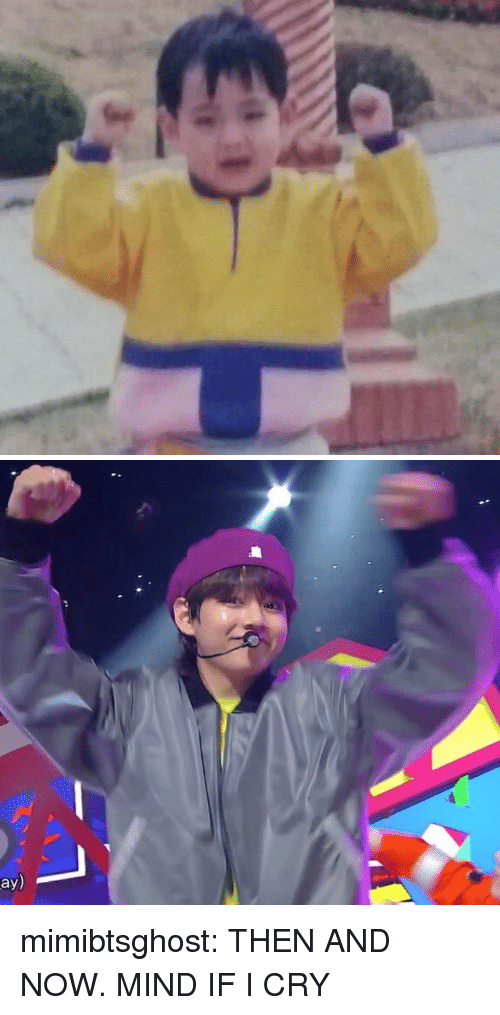 then and now: ay mimibtsghost:  THEN AND NOW. MIND IF I CRY