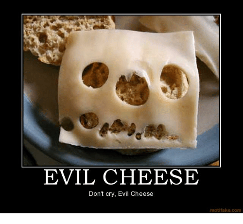 Oh, Canada: Beyond Good & Evil is a cheese pack-in