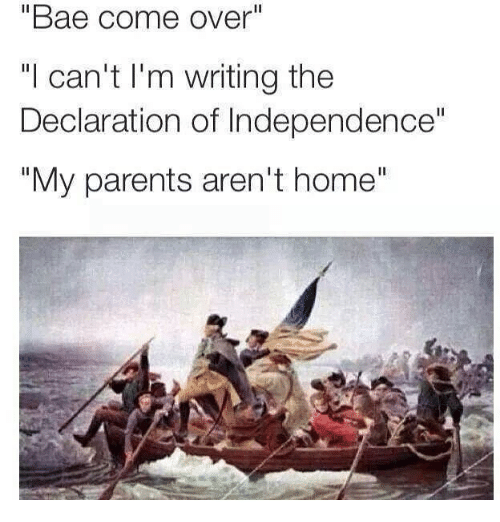 25 best memes about declaration of independence for How can i stop spiders from coming in my house