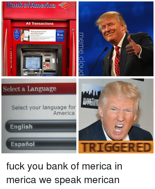 Fuck The Bank