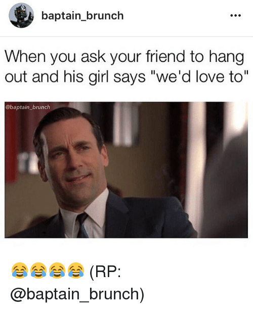 how to ask out a friend