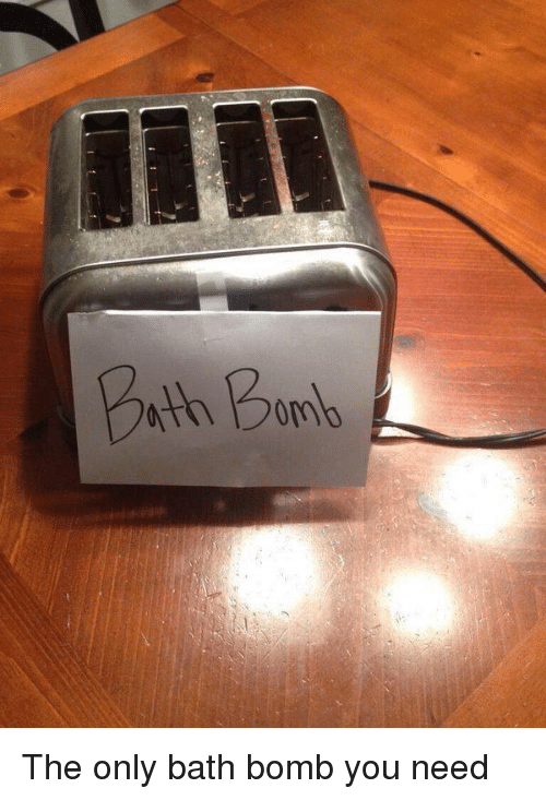 Blackpeopletwitter, Bath Bomb, and You: Bath Bomb The only bath bomb you need