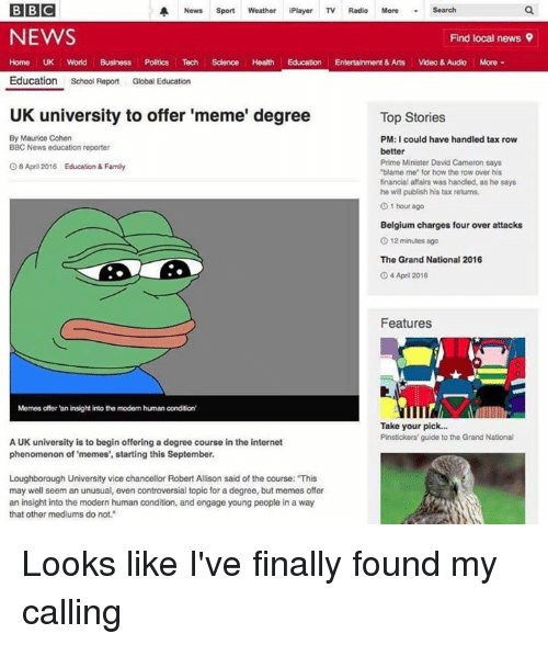 best degree to have for me online