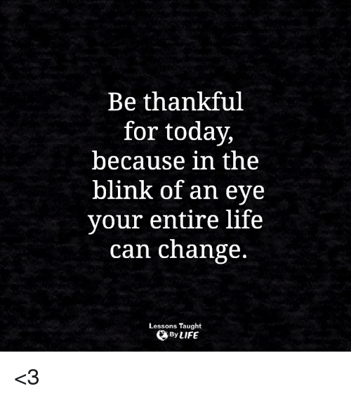 """losing my mom in a blink of an eye Life changes in the blink of an eye when my mom died life they could take this in a positive way and start thinking """"losing weight"""" is something they."""