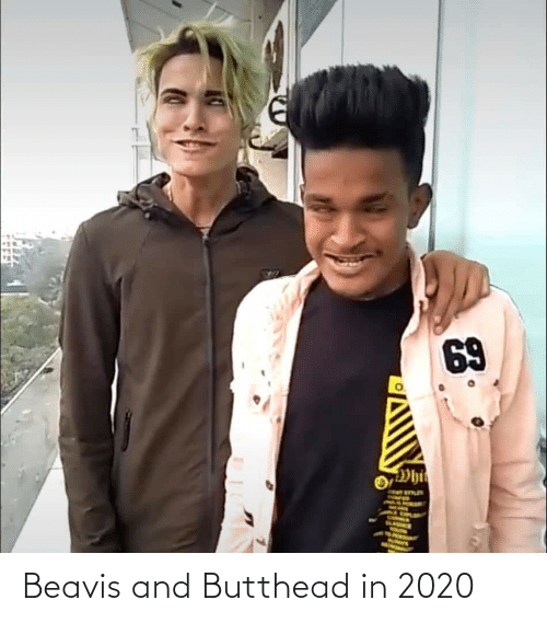 Beavis, And, and In 2020: Beavis and Butthead in 2020