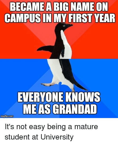 my first year in campus The great debate: to live on-campus or off-campus for undergraduates attending traditional, four-year schools, college represents the first real opportunity to live away from home.