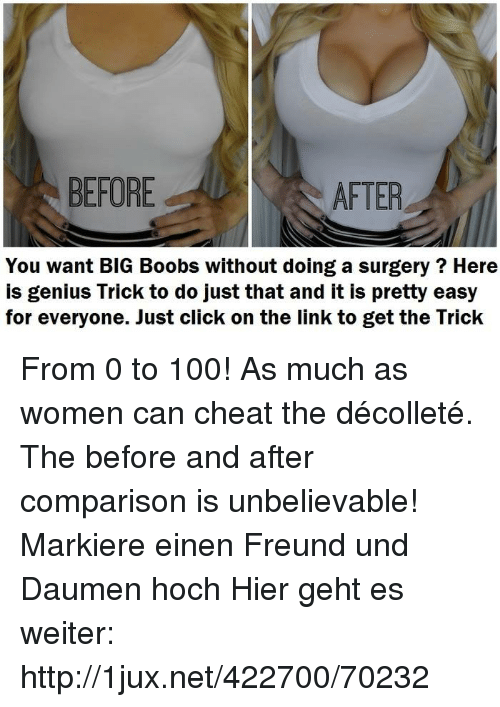 How to increase my breast size naturally