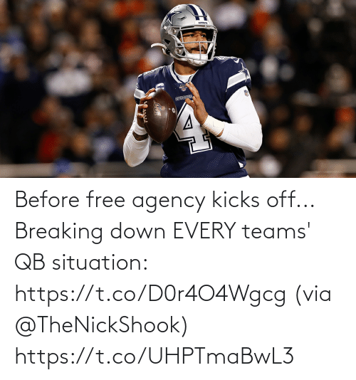 breaking down: Before free agency kicks off...  Breaking down EVERY teams' QB situation: https://t.co/D0r4O4Wgcg (via @TheNickShook) https://t.co/UHPTmaBwL3