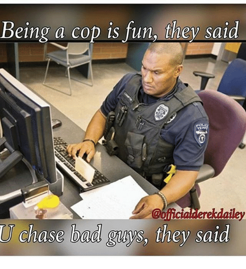 Search Funny Cop Memes On Me.me