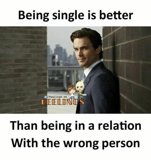 Better person or dating