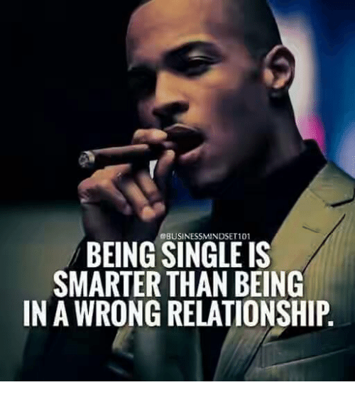 how to get over being single