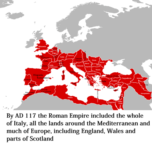 Gallia Roman Empire