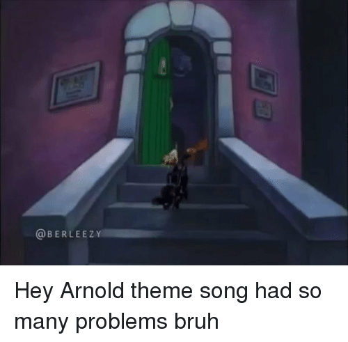 25+ Best Memes About Hey Arnold | Hey Arnold Memes
