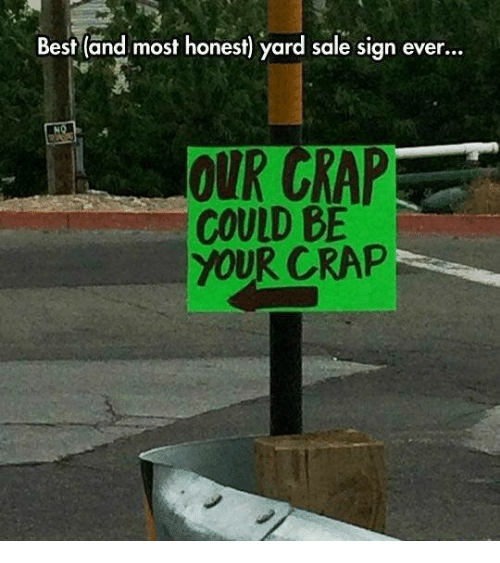 Funny Yard Sale Meme : Best memes about yard sale