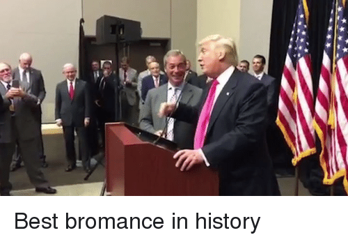 Best, History, and Dank Memes: Best bromance in history
