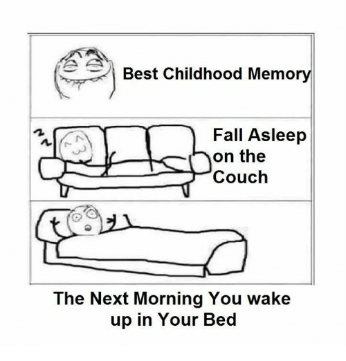 CHILDHOOD MEMORY YOU BEST OR WORST?