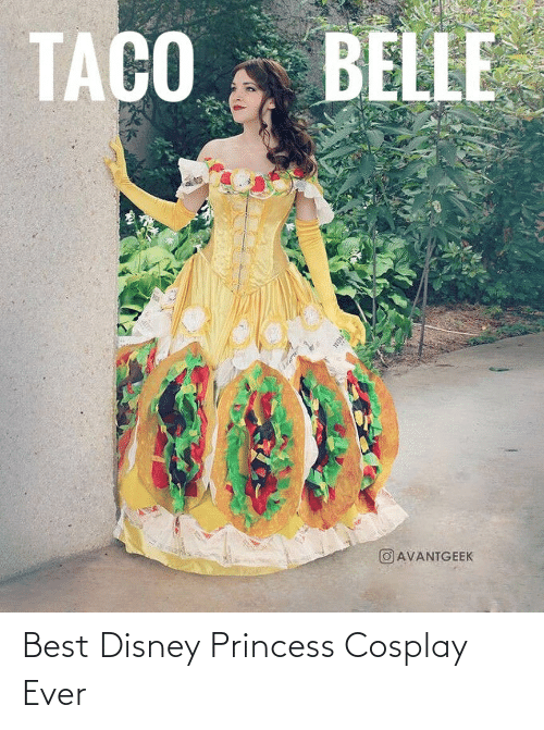 Disney: Best Disney Princess Cosplay Ever