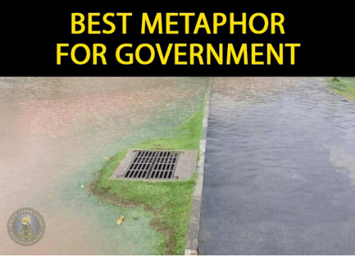 metaphorically: BEST METAPHOR  FOR GOVERNMENT