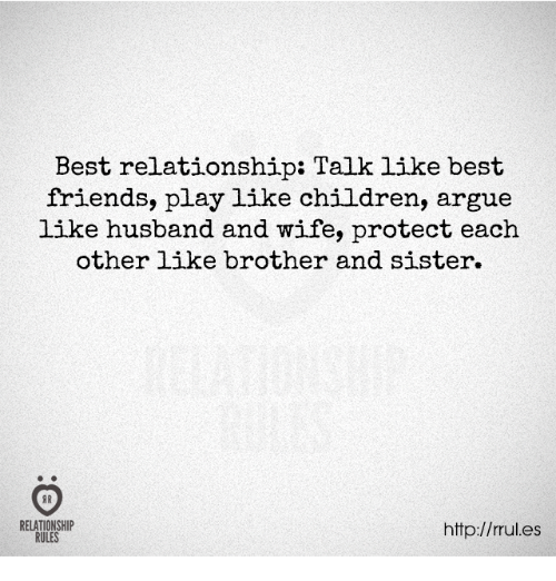 best relationship talk like bestfriends