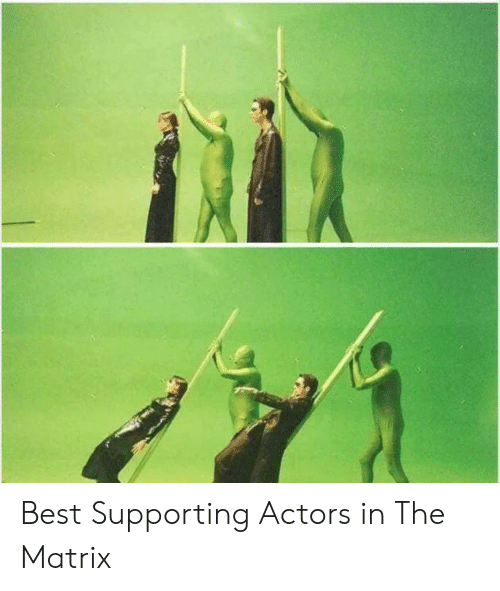 The Matrix: Best Supporting Actors in The Matrix