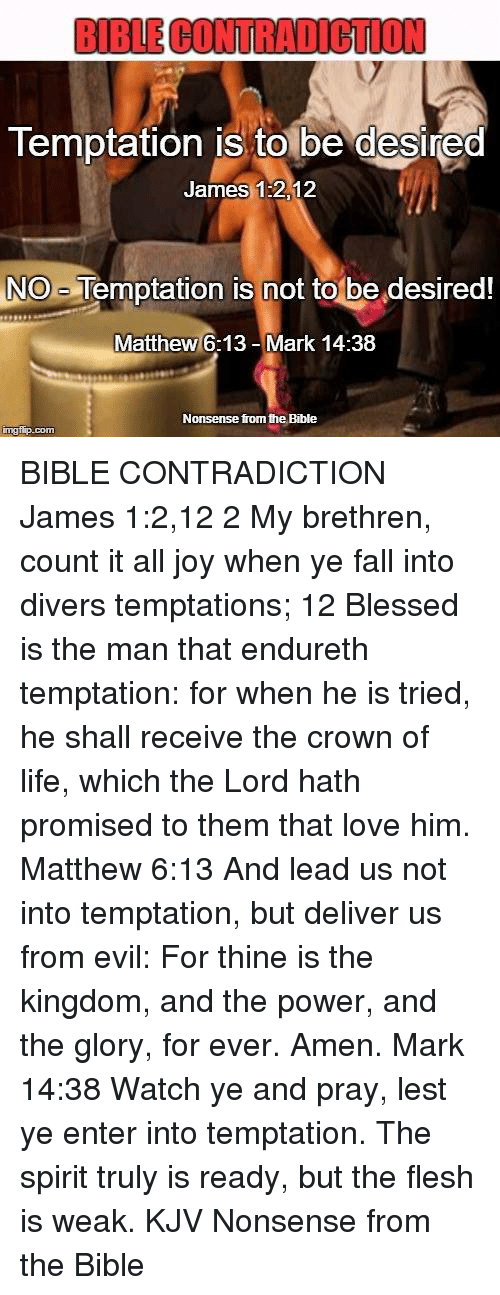 contradictions in the bible pdf
