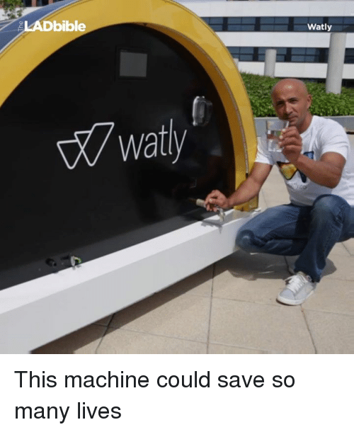 watly machine
