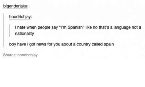how to say like what in spanish