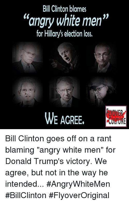 Trump Blames Fbi Russia And Democrats For Fake 35 Page: Funny Bill Clinton Memes Of 2016 On SIZZLE