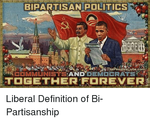 Partisanship >> BIPARTISAN POLITICS the PeoplesCube Com COMMUNISTS AND DEMOCRATS TOGETHER FOREVER Liberal ...