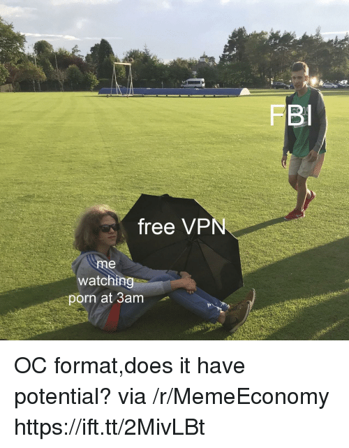 Free, Porn, and Vpn: Bl  free VPN  watching  porn at 3am OC format,does it have potential? via /r/MemeEconomy https://ift.tt/2MivLBt