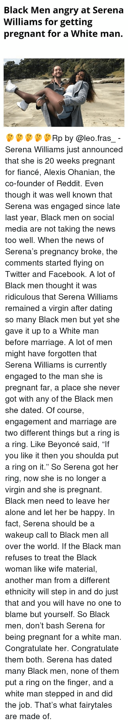 White who prefer dating black reddit