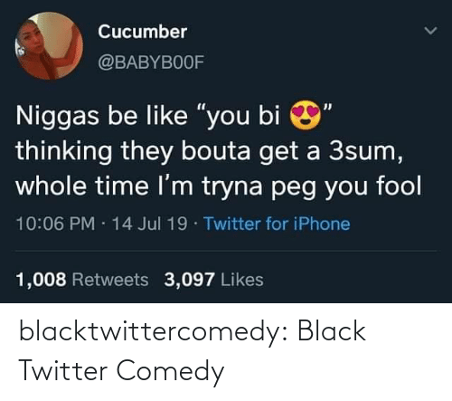 Comedy: blacktwittercomedy:  Black Twitter Comedy