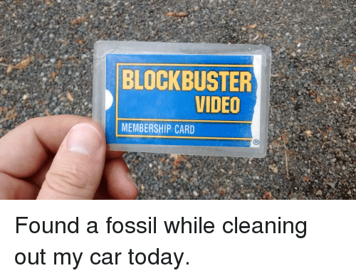 how to get a blockbuster membership card