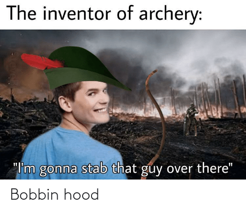 Hood and Bobbin: Bobbin hood