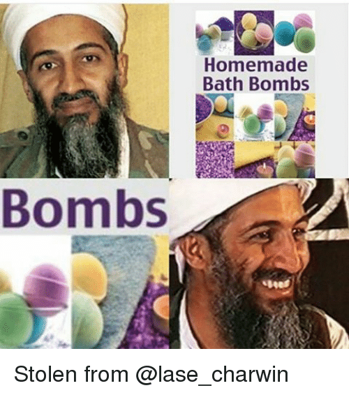 Memes, Bath Bomb, and 🤖: Bombs  Homemade  Bath Bombs Stolen from @lase_charwin