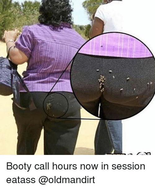 booty call funny