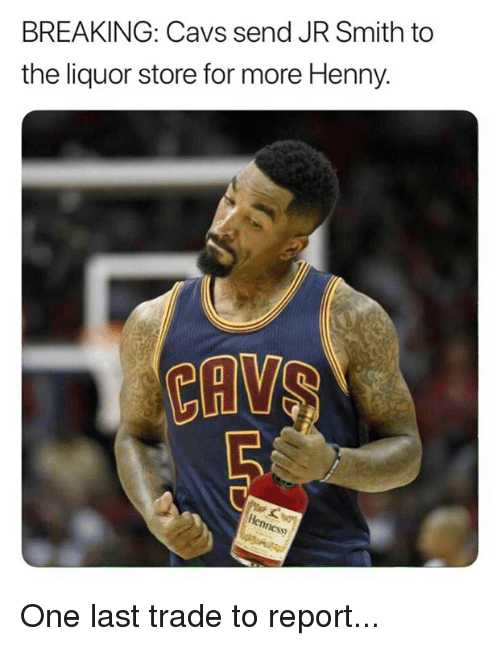 Jr smith trade options