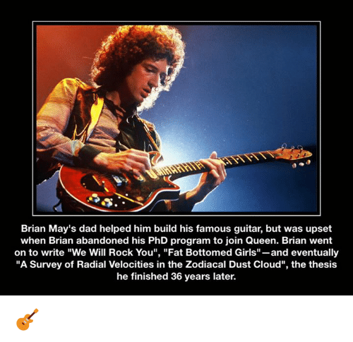 Brian may phd thesis published