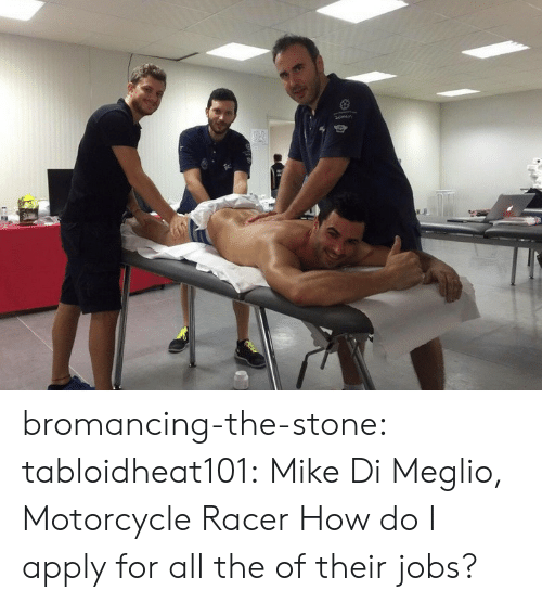 Motorcycle: bromancing-the-stone:  tabloidheat101:  Mike Di Meglio, Motorcycle Racer   How do I apply for all the of their jobs?
